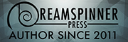 Dreamspinner Press author since 2011