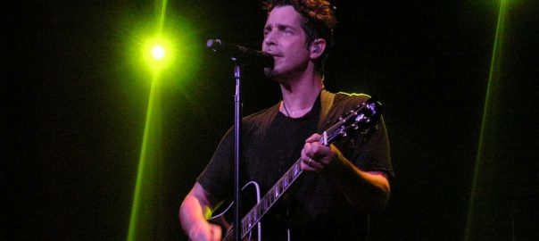 Chris Cornell performing live in Melkweg in Amsterdam, the Netherlands by Ivo Kendra