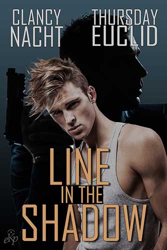 Cover Reveal Line In The Shadow Gay Romantic Suspense