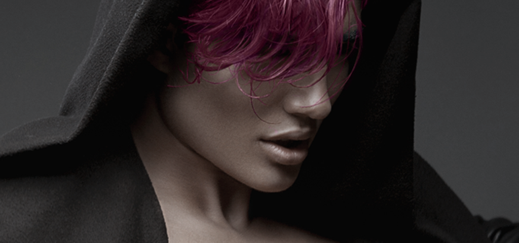 Picture of Hunter Walsh, hacker with pink hair